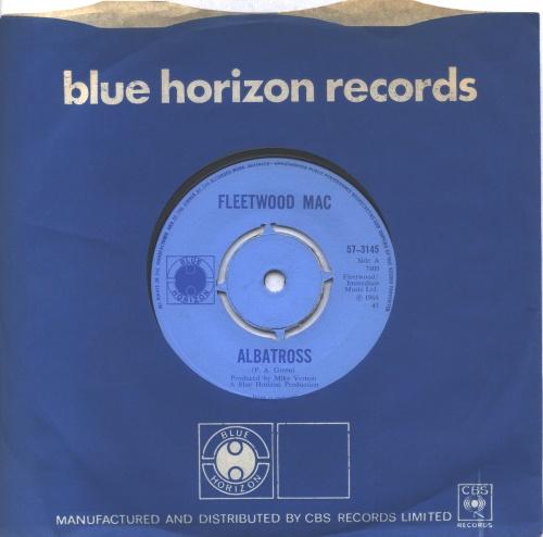 """Fleetwood Mac Albatross - 4pr 7"""" vinyl single (7 inch record) UK MAC07AL62172"""