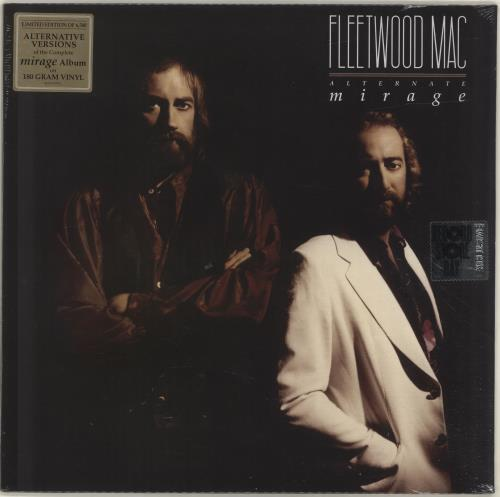Fleetwood Mac Alternate Mirage - RSD17 - 180gram - Sealed vinyl LP album (LP record) UK MACLPAL698620