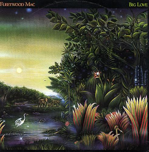 "Fleetwood Mac Big Love (Extended Version) 12"" vinyl single (12 inch record / Maxi-single) UK MAC12BI20209"