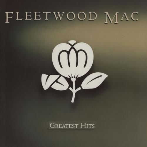 Fleetwood Mac Greatest Hits vinyl LP album (LP record) UK MACLPGR341165