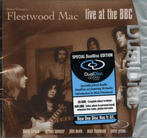 Fleetwood Mac Live At The BBC Dual Disc UK MACDULI324434