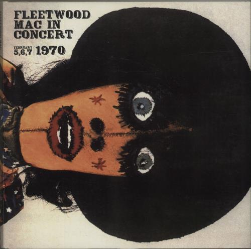 Fleetwood Mac Live At The Boston Tea Party 4-LP vinyl album set (4 records) Russian MAC4LLI681187
