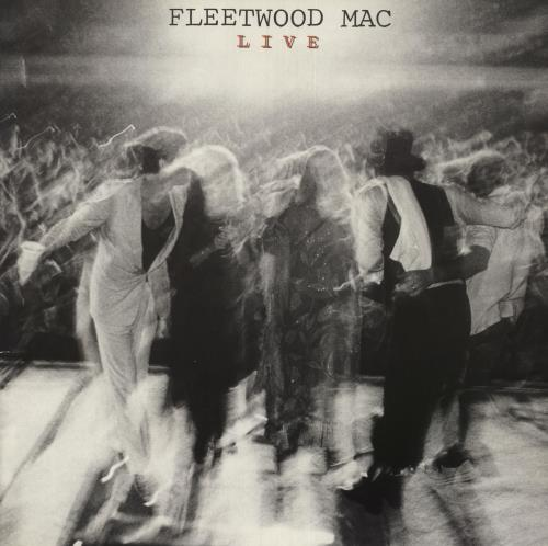 Fleetwood Mac Live 2-LP vinyl record set (Double Album) German MAC2LLI572779