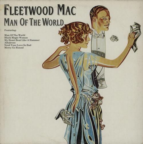 Fleetwood Mac Man Of The World Dutch Vinyl Lp Album Lp
