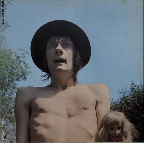 Fleetwood Mac Mr. Wonderful - 1st - EX vinyl LP album (LP record) UK MACLPMR401530