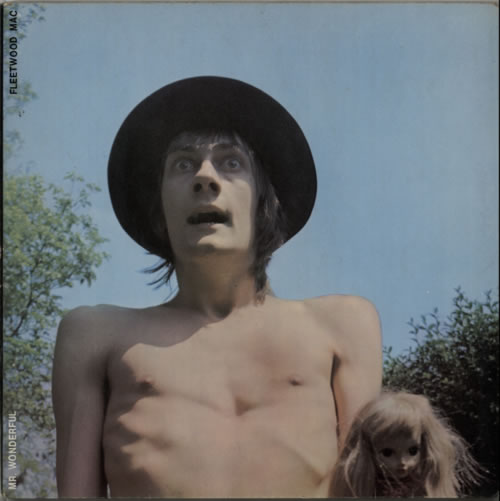 Fleetwood Mac Mr. Wonderful - 1st - EX vinyl LP album (LP record) UK MACLPMR598940