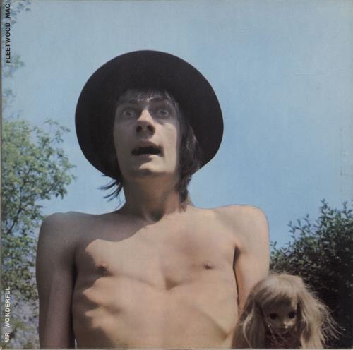 Fleetwood Mac Mr. Wonderful - 1st vinyl LP album (LP record) UK MACLPMR106515