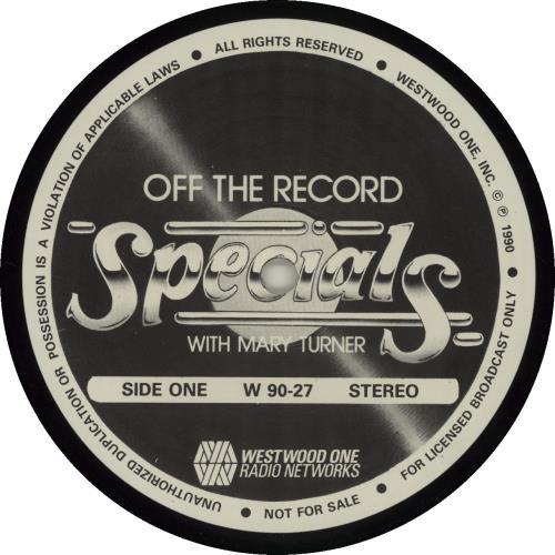 Fleetwood Mac Off The Record Special 2-LP vinyl record set (Double Album) US MAC2LOF686563