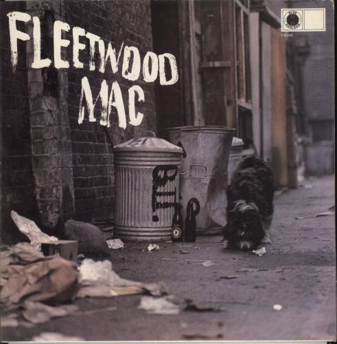 Fleetwood Mac Peter Green's Fleetwood Mac - 1st - EX vinyl LP album (LP record) UK MACLPPE551748