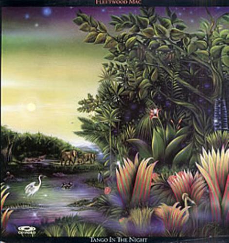 Fleetwood Mac Tango In The Night laserdisc / lazerdisc UK MACLZTA244731