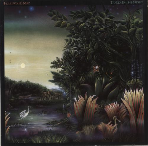 Fleetwood Mac Tango In The Night vinyl LP album (LP record) UK MACLPTA585815