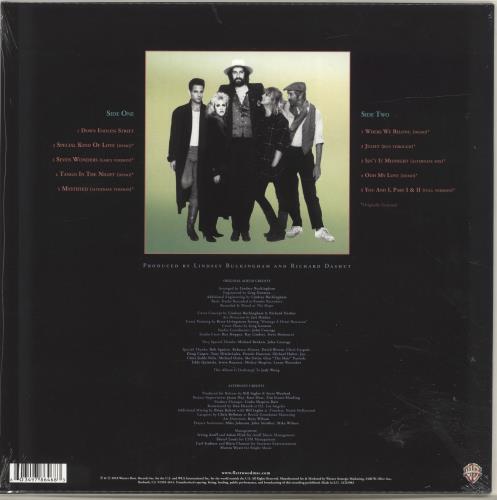 tango in the night album tracks