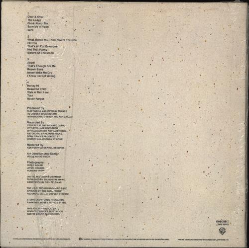 Fleetwood Mac Tusk - shrink - EX 2-LP vinyl record set (Double Album) UK MAC2LTU767825