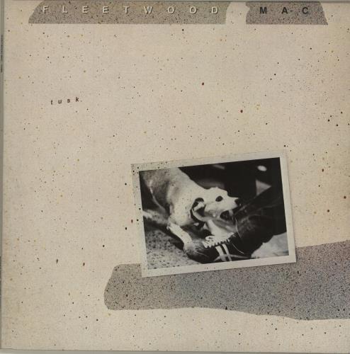 Fleetwood Mac Tusk 2-LP vinyl record set (Double Album) UK MAC2LTU682608