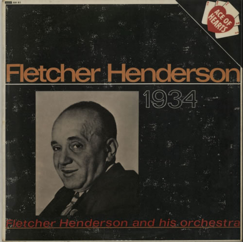 Fletcher Henderson 1934 - Nineteen Thirty Four vinyl LP album (LP record) UK FEHLPNI585340
