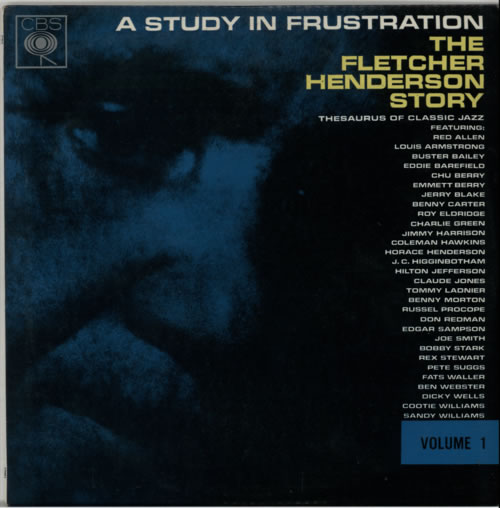 Fletcher Henderson A Study In Frustration Volume 1 vinyl LP album (LP record) UK FEHLPAS616047