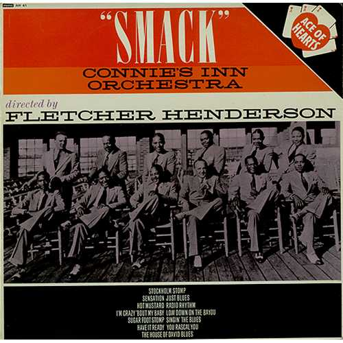 Fletcher Henderson Smack vinyl LP album (LP record) UK FEHLPSM408935