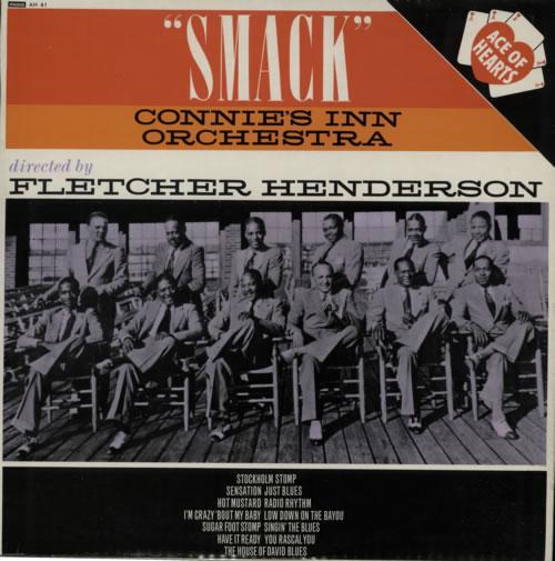 Fletcher Henderson Smack vinyl LP album (LP record) UK FEHLPSM616750