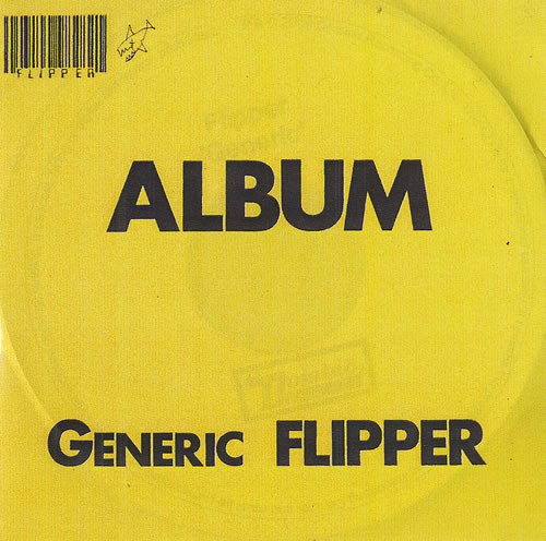 Flipper Album: Generic Flipper CD-R acetate UK FDUCRAL493248