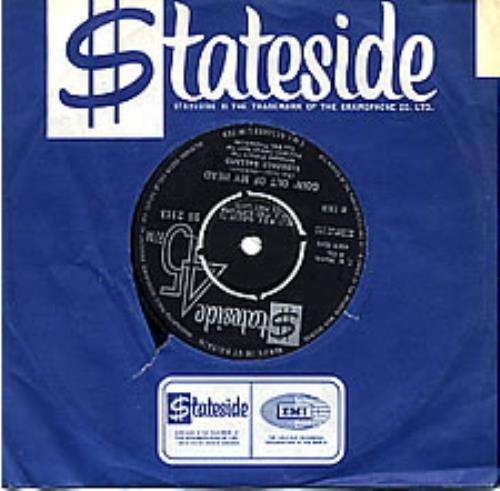"Florence Ballard It Doesn't Matter How I Say It 7"" vinyl single (7 inch record) UK FB107IT269860"