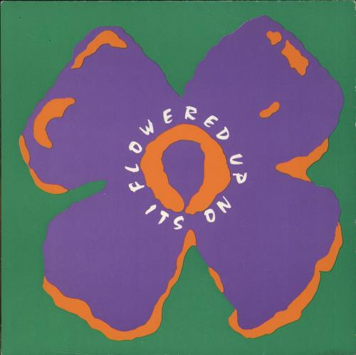 """Flowered Up It's On 7"""" vinyl single (7 inch record) UK FUP07IT183331"""