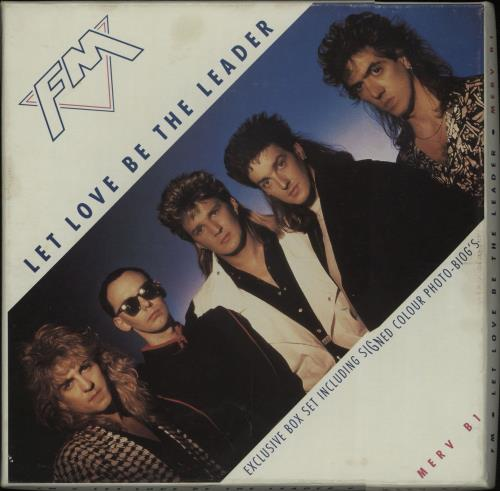 FM Let Love Be The Leader box set UK F-MBXLE658099