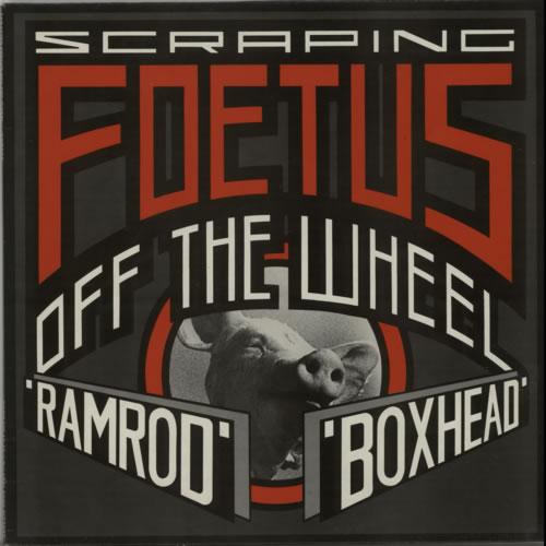 "Foetus (+incarnations of) Ramrod/ Boxhead 12"" vinyl single (12 inch record / Maxi-single) UK FOE12RA277298"