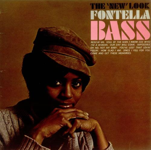 Fontella Bass The 'New' Look vinyl LP album (LP record) UK FAILPTH452593