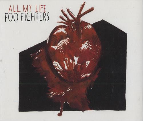 Foo Fighters All My Life - 2 Part Set 2-CD single set (Double CD single) UK FOO2SAL223986