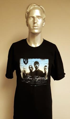 Foo Fighters Band T-Shirt - Large t-shirt UK FOOTSBA672316