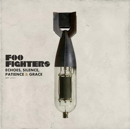 Foo Fighters Echoes, Silence, Patience & Grace CD album (CDLP) UK FOOCDEC413874