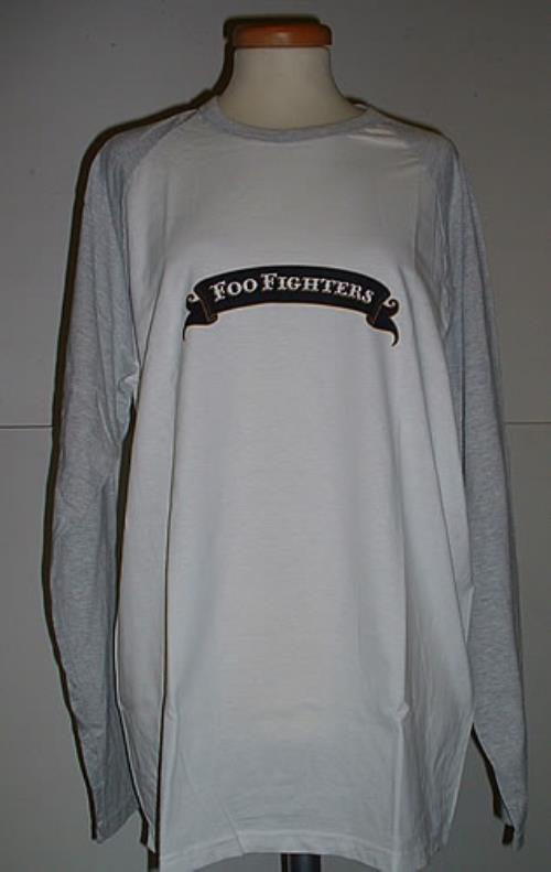 Foo Fighters Foo Fighters - Size Extra Large t-shirt UK FOOTSFO331098