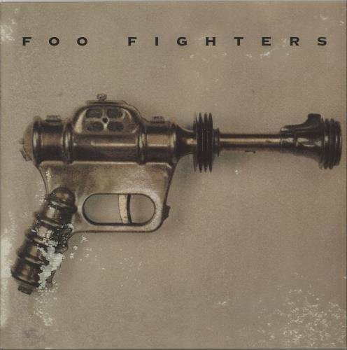 Foo Fighters Foo Fighters vinyl LP album (LP record) UK FOOLPFO51851