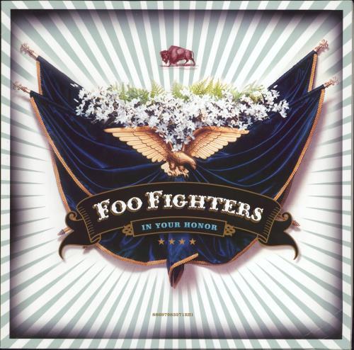 Foo Fighters In Your Honor - 180gm Vinyl 2-LP vinyl record set (Double Album) UK FOO2LIN752457