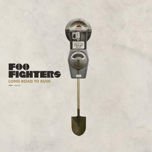 "Foo Fighters Long Road To Ruin 7"" vinyl single (7 inch record) UK FOO07LO420057"