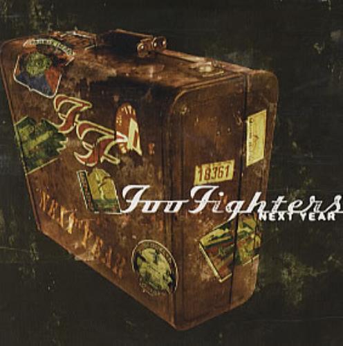 """Foo Fighters Next Year CD single (CD5 / 5"""") German FOOC5NE305171"""