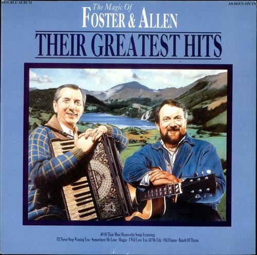 Foster Amp Allen The Magic Of Foster Amp Allen Their