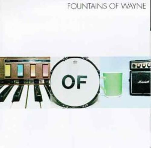 Fountains Of Wayne Fountains Of Wayne CD album (CDLP) German FOWCDFO270886