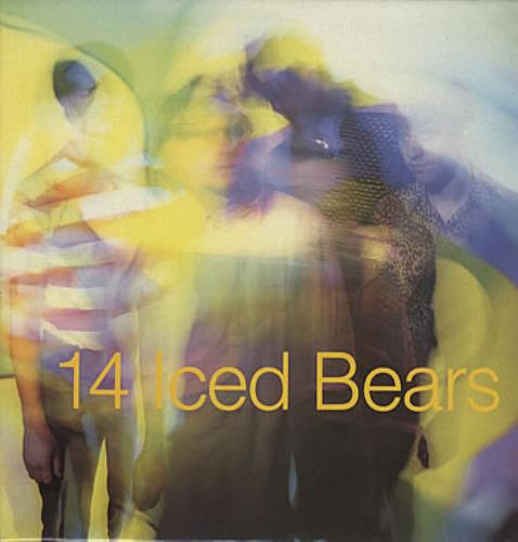 Fourteen Iced Bears Fourteen Iced Bears vinyl LP album (LP record) UK FIBLPFO245480