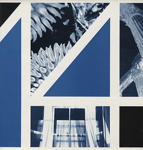 """Fourteen Iced Bears Hold On 12"""" vinyl single (12 inch record / Maxi-single) UK FIB12HO320207"""