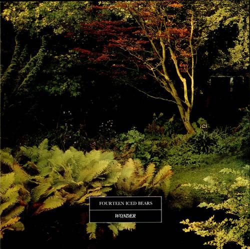 Fourteen Iced Bears Wonder vinyl LP album (LP record) UK FIBLPWO260581