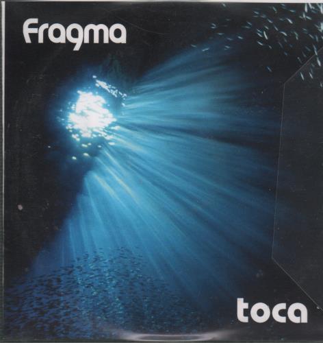 Fragma Toca CD album (CDLP) European FAACDTO653234