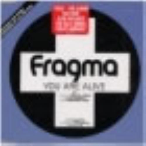 Fragma You Are Alive 2-CD single set (Double CD single) European FAA2SYO184266