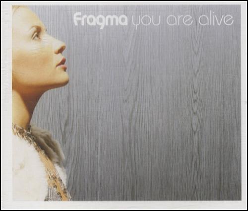 """Fragma You Are Alive CD single (CD5 / 5"""") UK FAAC5YO293526"""