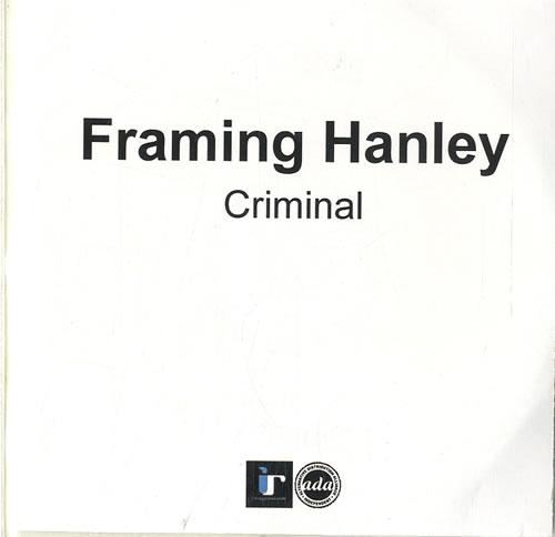 Fantastic Criminal By Framing Hanley Inspiration - Custom Picture ...