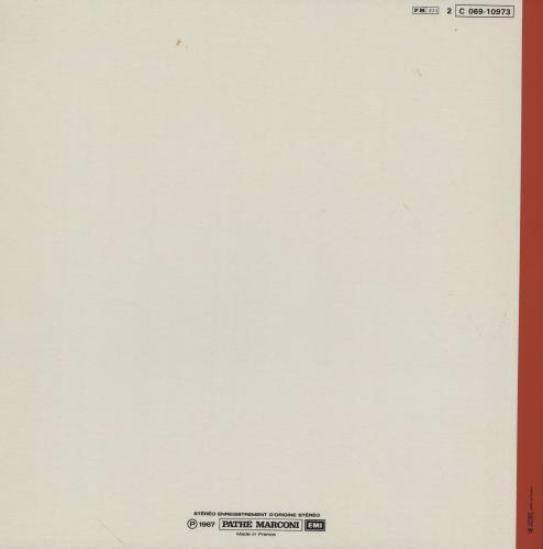 Francis Poulenc Poulenc: Les Animaux Modèles - Saint-Saens: Le Carnaval Des Animaux vinyl LP album (LP record) French PJYLPPO753548