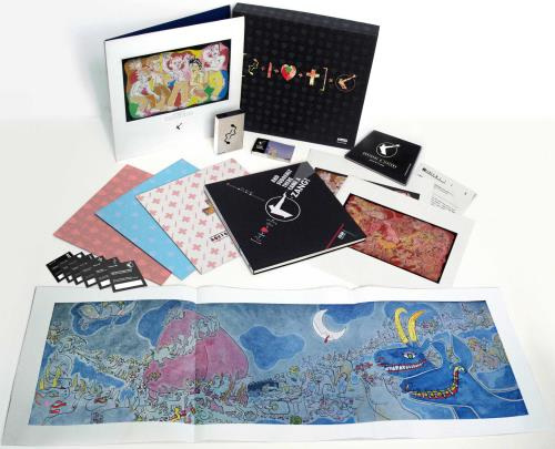 Frankie Goes To Hollywood Inside The Pleasuredome - Ultra Deluxe Box Vinyl Box Set UK FGTVXIN615879