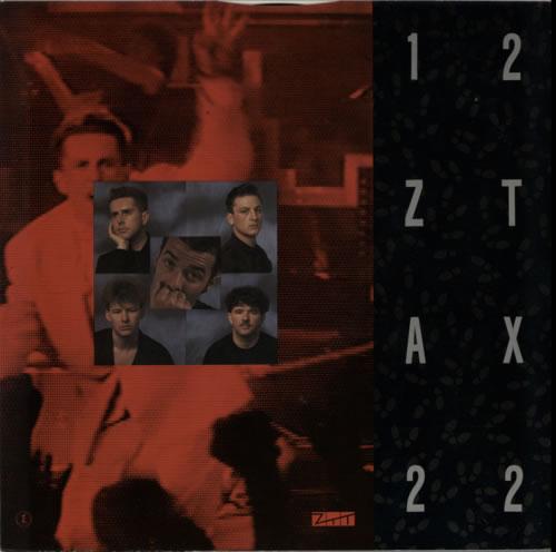 "Frankie Goes To Hollywood Rage Hard - Remix 12"" vinyl single (12 inch record / Maxi-single) UK FGT12RA14503"