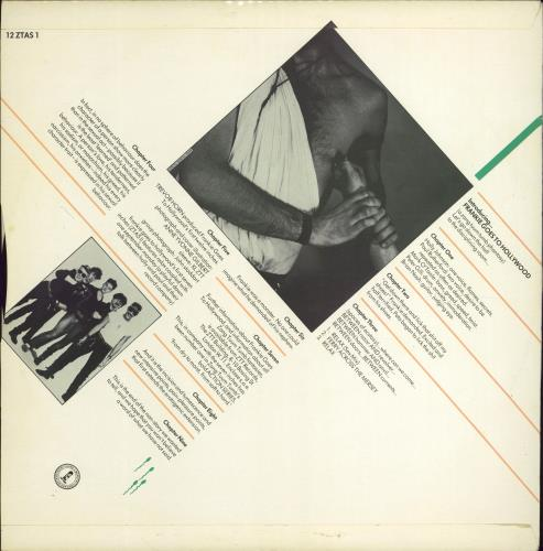 """Frankie Goes To Hollywood Relax - Hype stickered sleeve 12"""" vinyl single (12 inch record / Maxi-single) UK FGT12RE769118"""