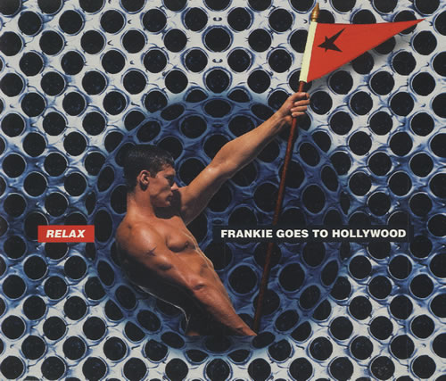 """Frankie Goes To Hollywood Relax CD single (CD5 / 5"""") German FGTC5RE21650"""